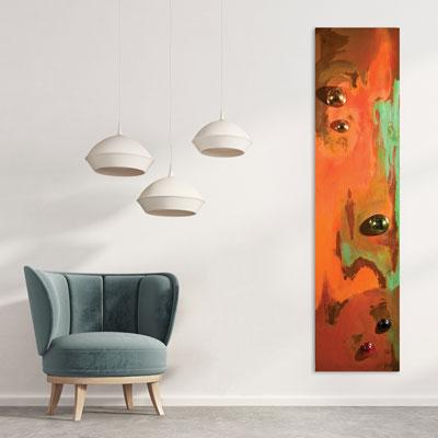 Vintage Modern Orange v.01