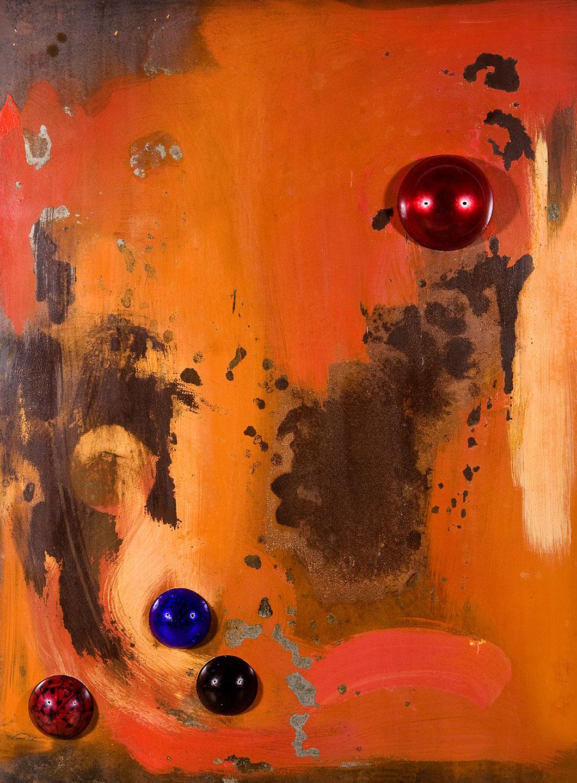 Vintage Modern Orange v.02