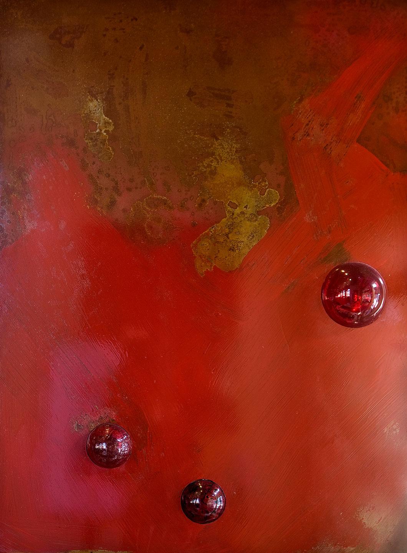 Vintage Modern Red v.04